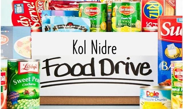 "<span class=""slider_title"">                                     Kol Nidre Food Drive                                </span>                                                                                                                                                                                       <span class=""slider_description"">Donation Boxes in TBA Lobby</span>"