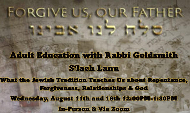 """<a href=""""https://www.beth-am.org/event/slach-lanu---what-the-jewish-tradition-teaches-us-about-repentance-forgiveness-relationships--god..html""""                                     target="""""""">                                                                 <span class=""""slider_title"""">                                     Adult Education                                </span>                                                                 </a>                                                                                                                                                                                       <span class=""""slider_description"""">S'lach Lanu</span>"""
