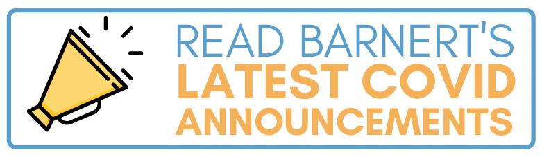 Read Latest COVID Announcements Button