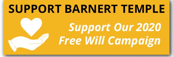 Support Barnert Temple's Free Will Campaign