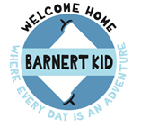 Barnert Kid Logo