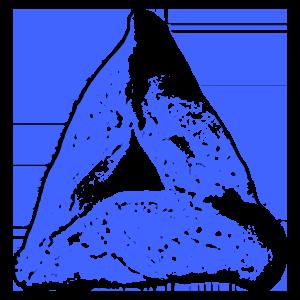 Blue Hamantaschen