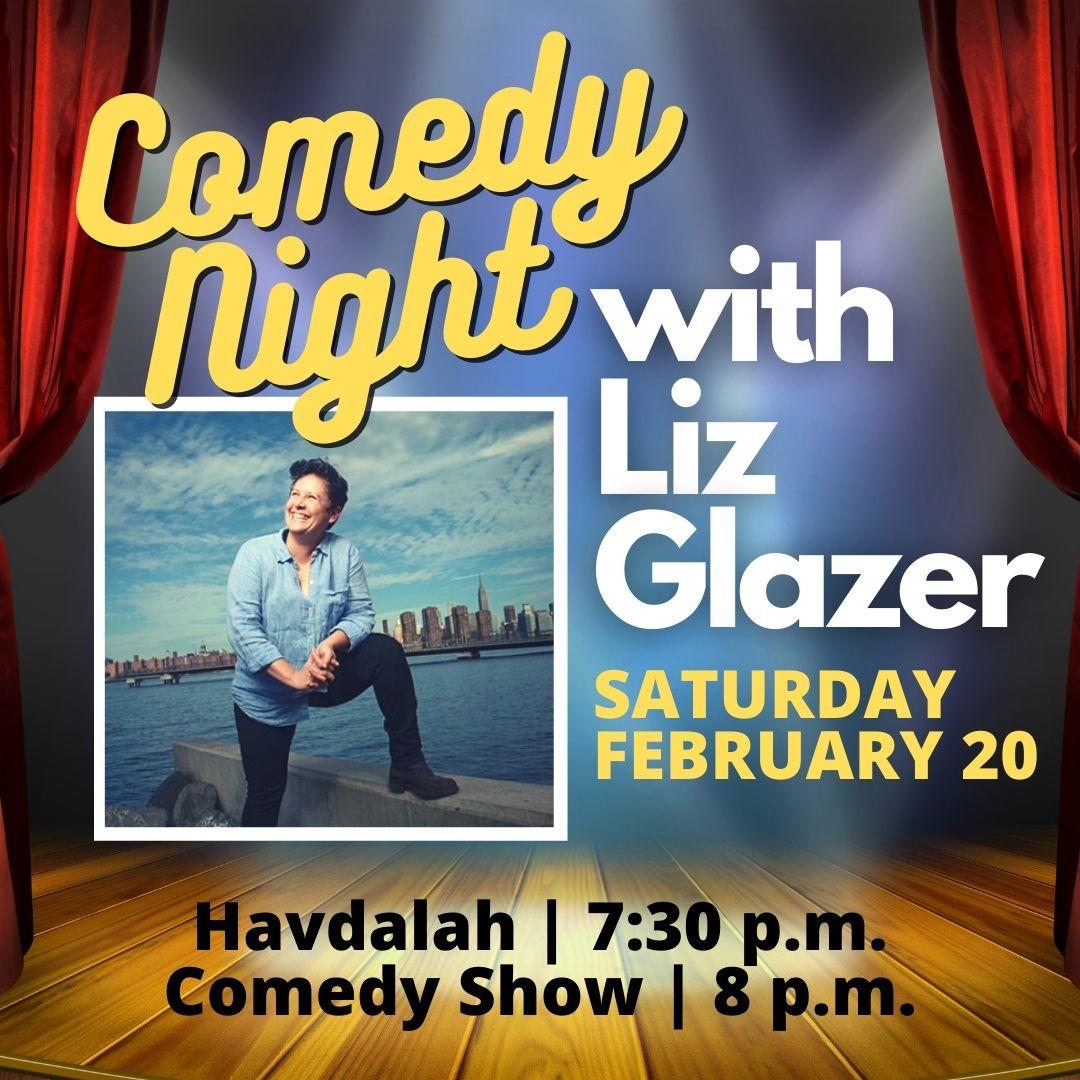 Comedy Night Ad