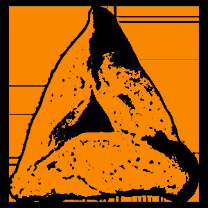 Orange Hamantaschen