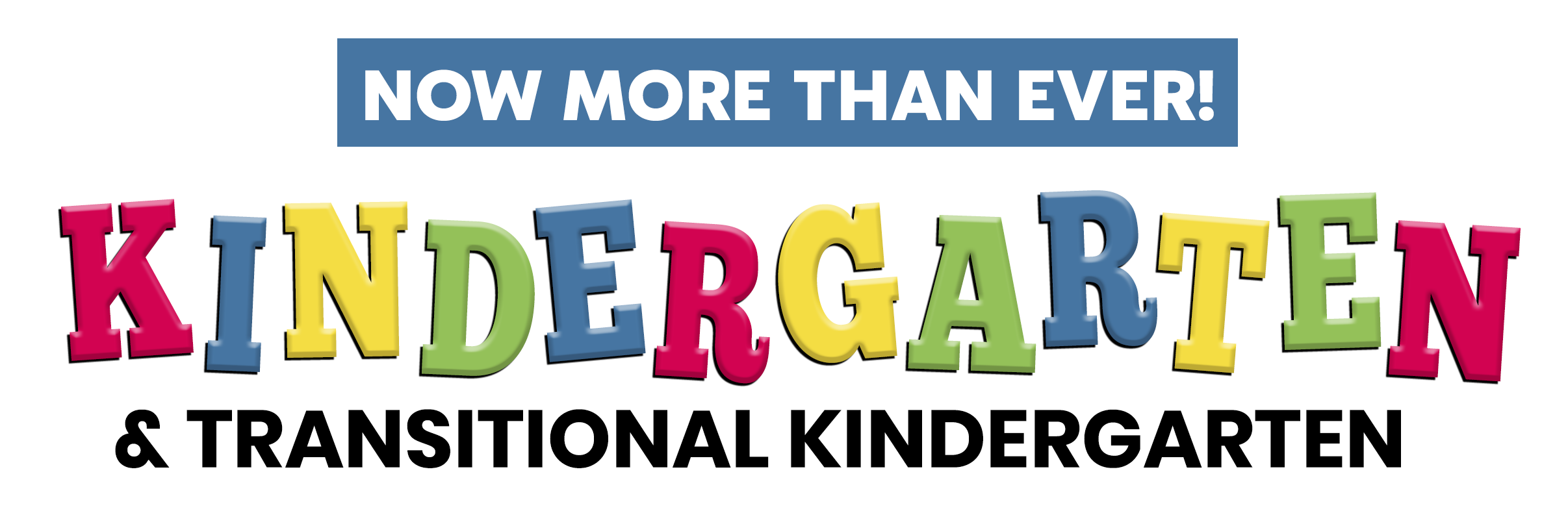 Kindergarten Flyer Header