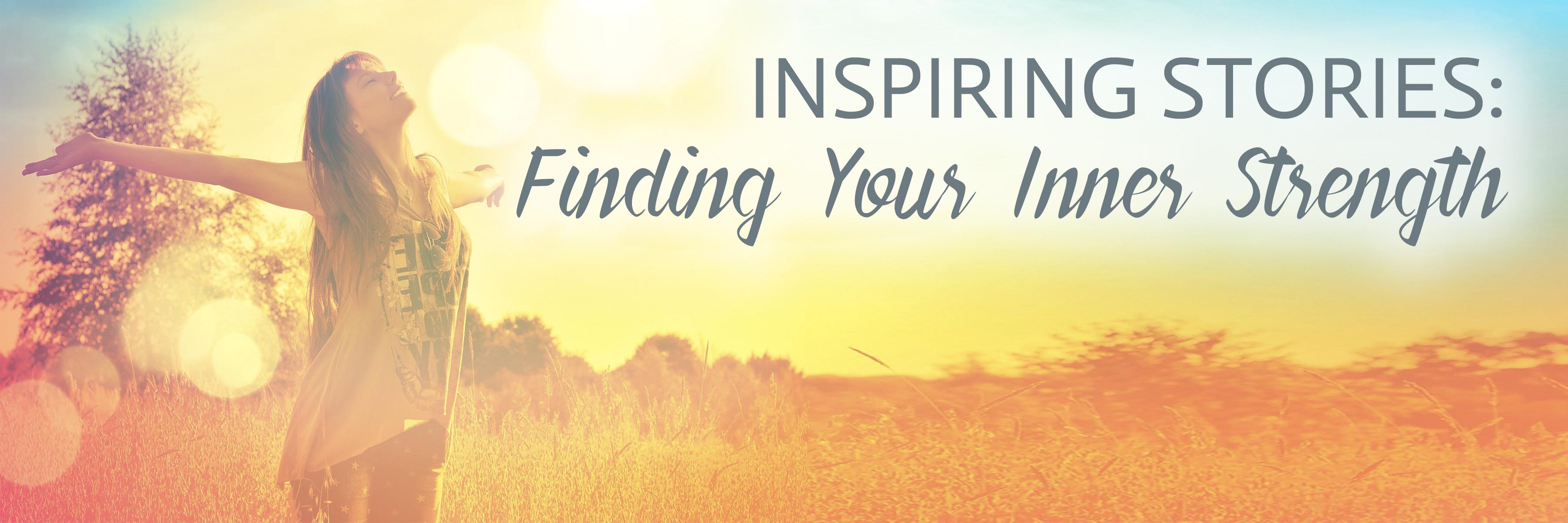 Finding Your Inner Strength Header