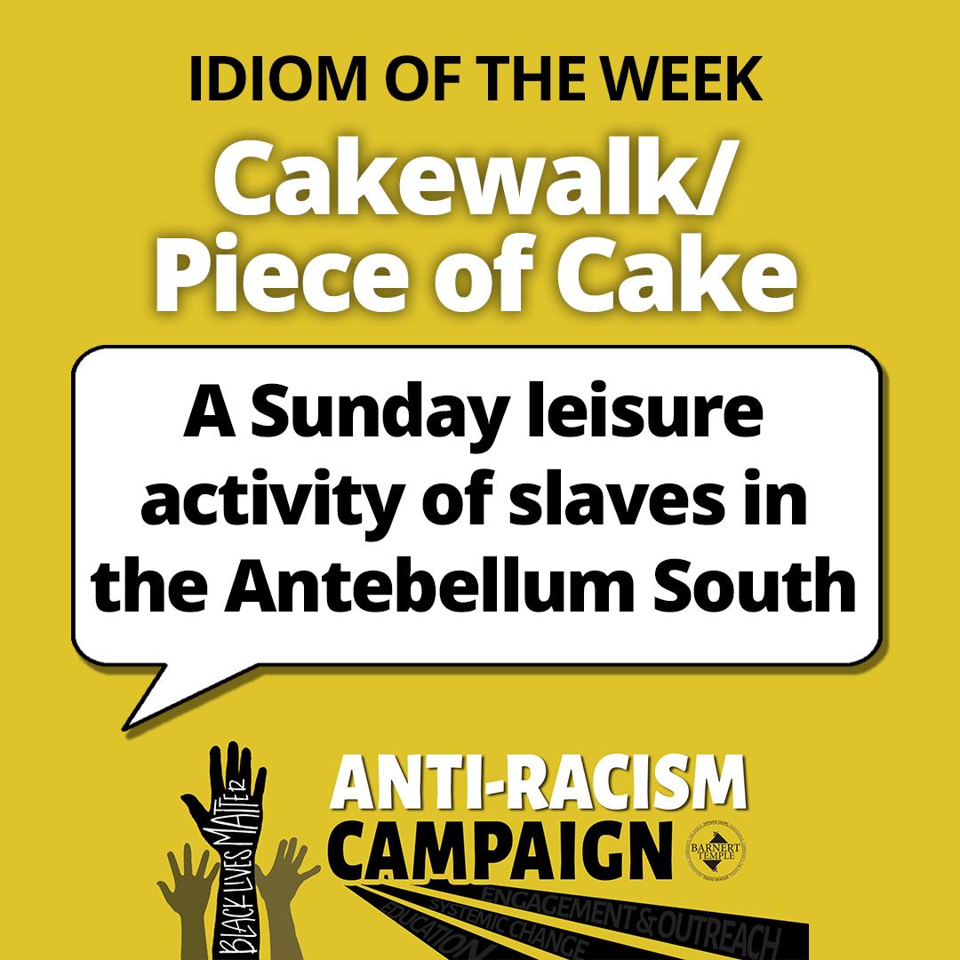 Cakewalk Piece of Cake Idiom
