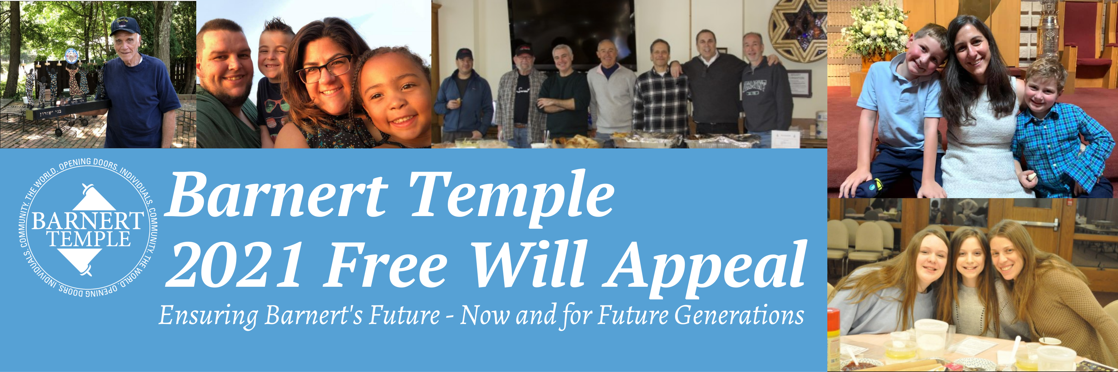 """<a href=""""https://www.barnerttemple.org/form/donate""""                                     target=""""_blank"""">                                                                 <span class=""""slider_title"""">                                     Support This Year's Free Will Appeal                                </span>                                                                 </a>                                                                                                                                                                                       <span class=""""slider_description"""">We hope you all had a meaningful High Holiday experience with Barnert.  Our annual Free Will Appeal is underway, and we hope you will choose to show your support.  No donation is too small, and every contribution makes a difference.  Click above to doante today.</span>"""