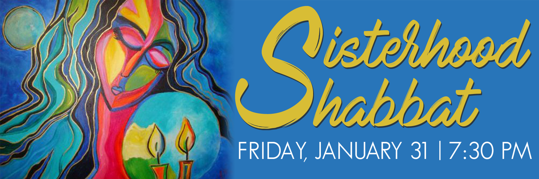 """<span class=""""slider_title"""">                                     Join Us for Sisterhood Shabbat                                </span>                                                                                                                                                                                       <span class=""""slider_description"""">All are invited to join us for our annual lay-led Sisterhood Shabbat service. Special readings and music by women will be incorporated into the service, and we'll honor many of the women who help make Barnert such a special and unique community.  Please join us!</span>"""