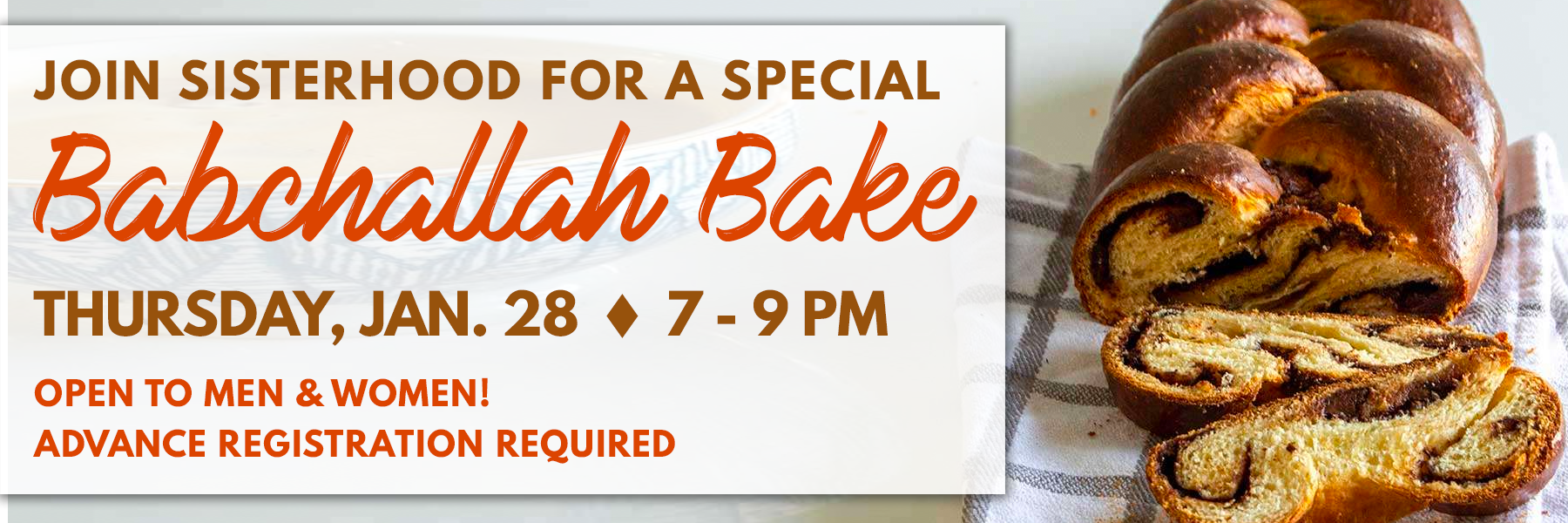 """<a href=""""https://www.barnerttemple.org/event/january2021challahbake""""                                     target=""""_blank"""">                                                                 <span class=""""slider_title"""">                                     If Challah & Babka Got Married                                </span>                                                                 </a>                                                                                                                                                                                       <span class=""""slider_description"""">Join us for a sweet and chocolatey babchallah bake (the marriage of babka and challah)! This one is sure to please.  Click above to register.</span>"""