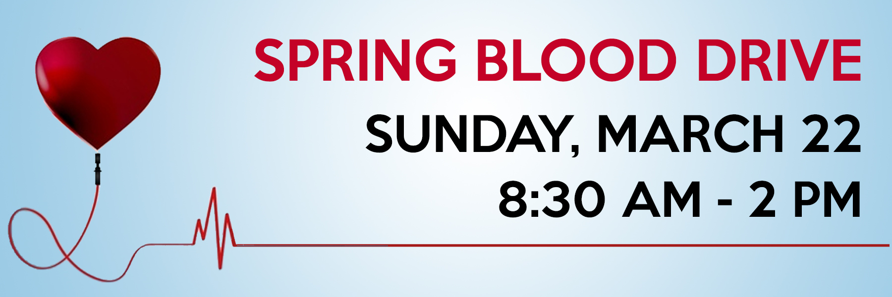 Barnert Temple Spring Blood Drive March 22, 2020