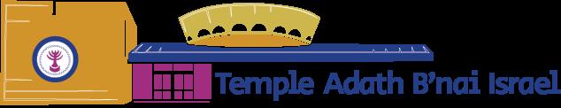 Logo for Temple Adath Bnai Israel