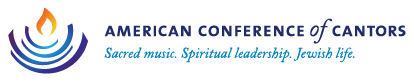 Logo for American Conference of Cantors, Inc.