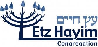 Logo for Congregation Etz Hayim