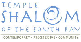 Logo for Temple Shalom of the South Bay