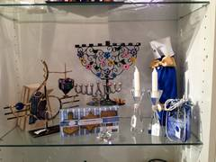 Our gift shop offers everything you need for the holidays including Chanukah and Shabbat