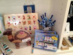 Our Gift Shop carries everything you need for Chanukah