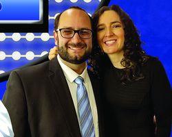 Hillel & Deena Goldman