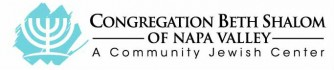 Logo for Congregation Beth Shalom Napa Valley