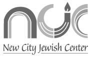 Logo for New City Jewish Center