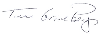 Signature Rabbi Tina Grimberg