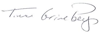 Signature Rabbi Tina Grimberg