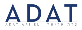 Logo for Adat Ari El