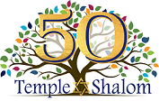 Logo for Temple Shalom (Colorado Springs)