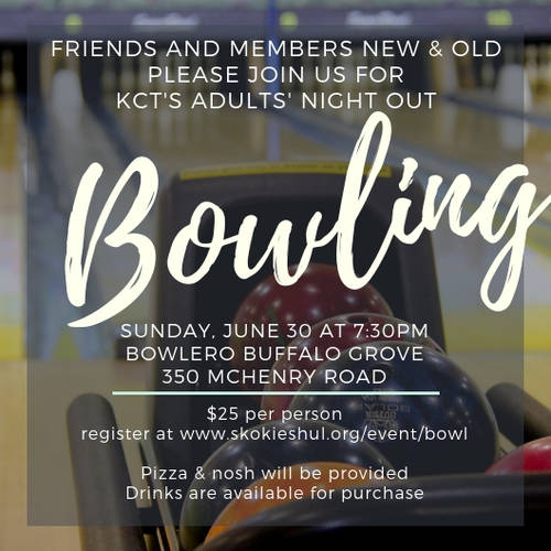 Banner Image for Adults' Night Out Bowling