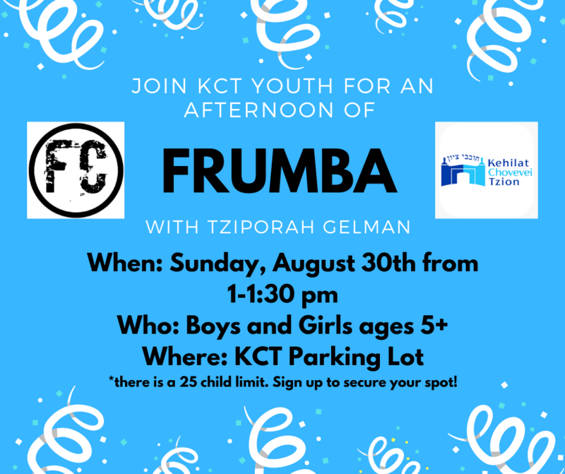 Banner Image for KCT Youth Frumba Event