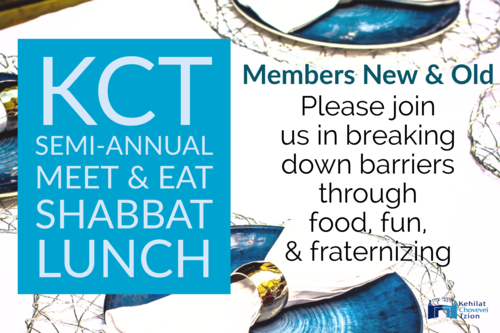 Banner Image for Meet and Eat Shabbat Lunch