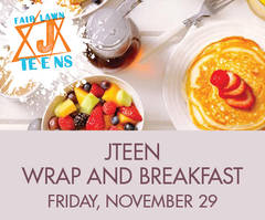 Jteen Wrap and Breakfast