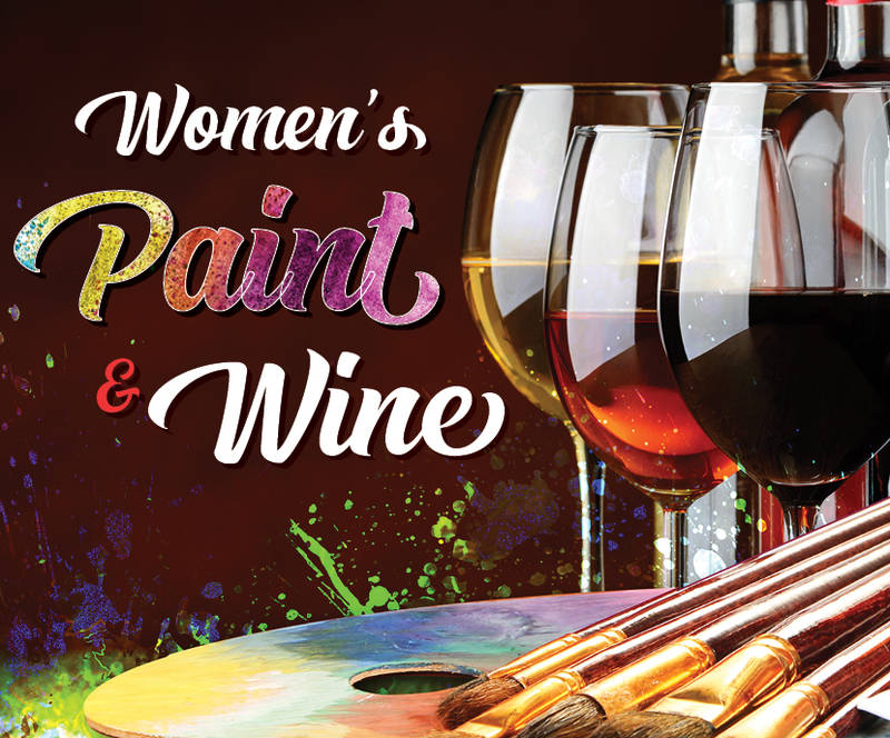 Women's Paint & Wine