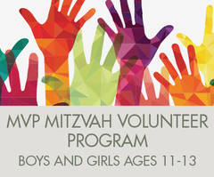 MVP Mitzvah Volunteer Program