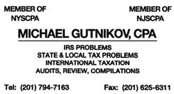 Michael Gutnikov