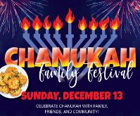 Chanukah Family Festival