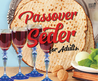 Passover Seder for Adults