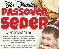 Passover Seder for Families