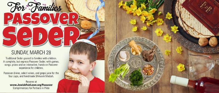 Family Seder 5781