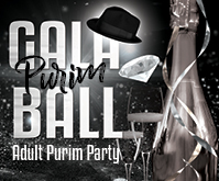Adult Purim Party
