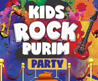 Kids Rock Purim Party