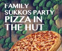 Family Sukkos Party
