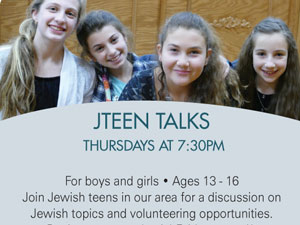 Teens Talks