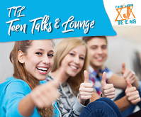 Teen Talks & Lounge