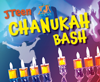 JTeen Chanukah Bash