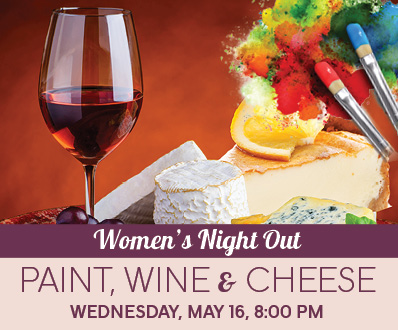 Women's Night Out Paint