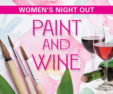 Women's Night Out Paint and Wine