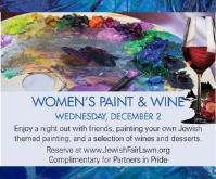 Women's Paint & Wine