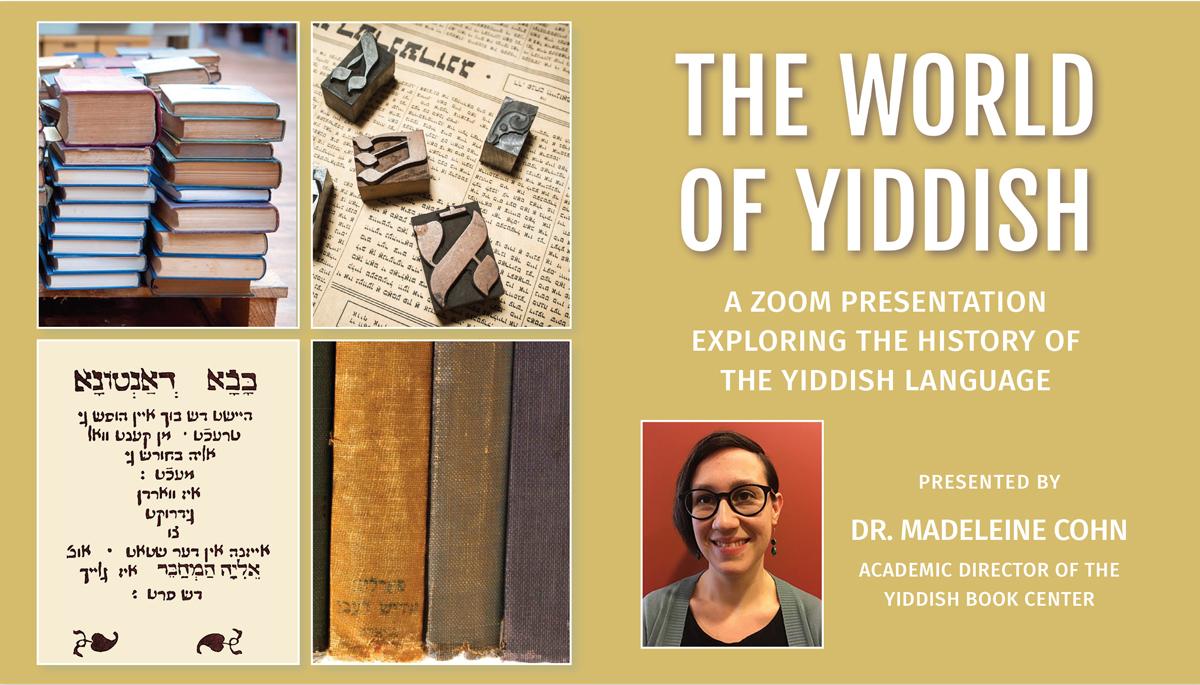 The World of Yiddish
