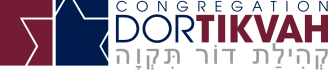 Logo for Congregation Dor Tikvah